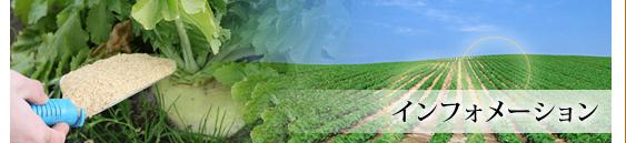農家・農園の方へ 有機肥料 野菜作り 家庭菜園